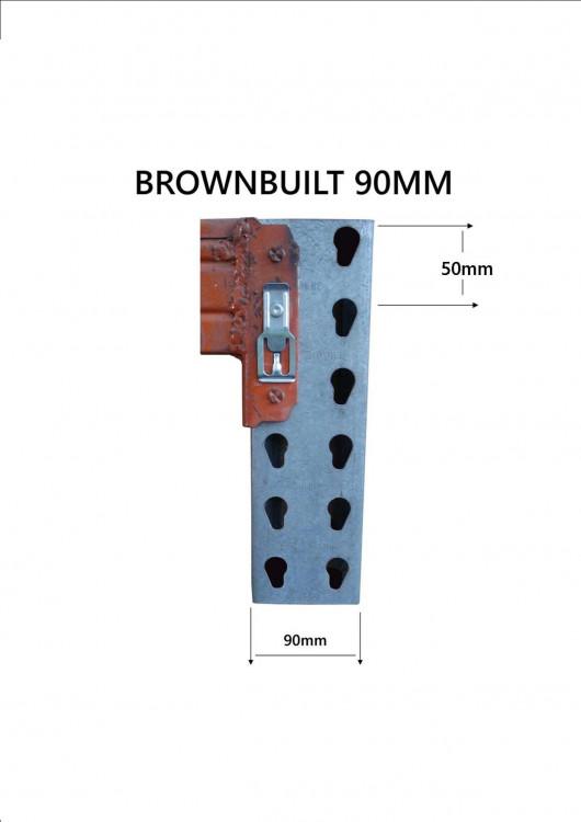 Brownbuilt 90mm