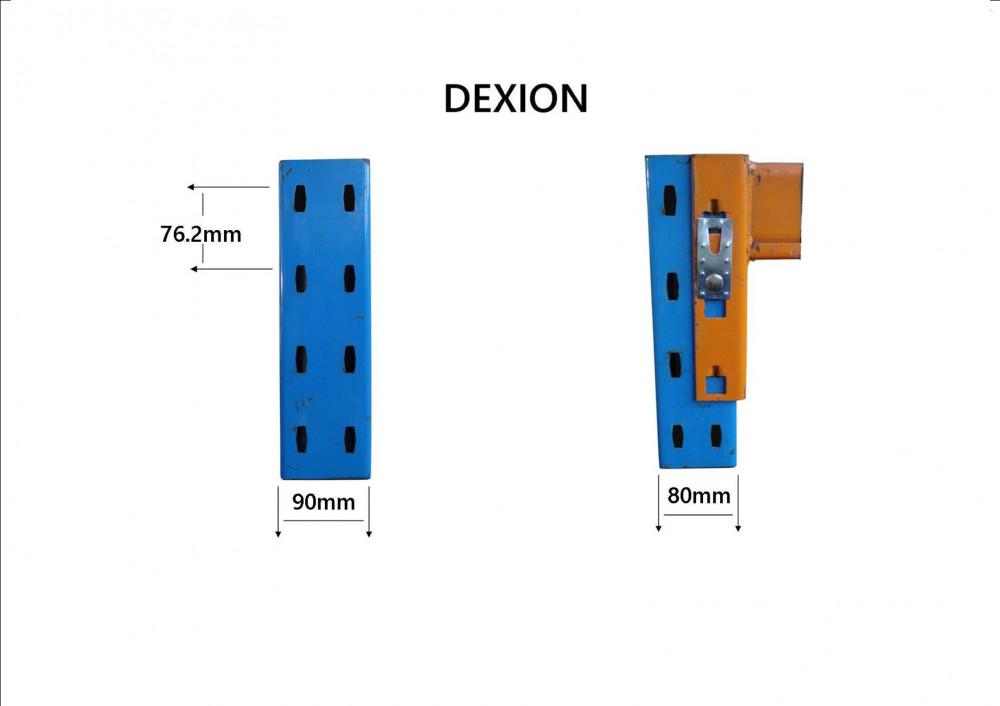 Dexion 80-90mm
